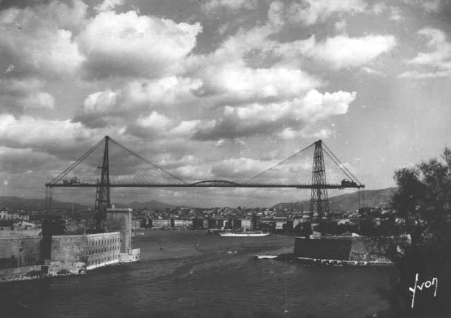 Galerie Des Ponts Transbordeurs Transbordeur Vieux Port